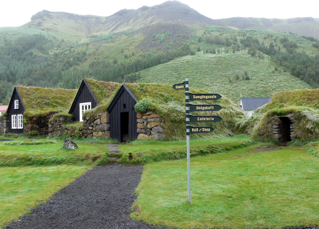 Beauty with Nature in Iceland